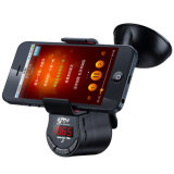 Mobile Phone Hold Stand Auto Bluetooth Transmetteur FM