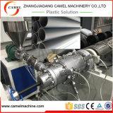 одношнековый экструдер ПЭ трубы производственной линии для трубки подачи воды
