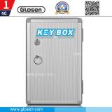 Lockable 소형 24의 키 경제 휴대용 알루미늄 저장 상자