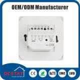 230V thermostat à C.A. 16A avec le détecteur de température externe