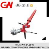 Beweglicher Schaumgummi-u. Wasser-Doppelmonitor für Feuer-Ausgleich-System