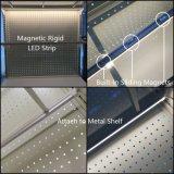 磁石の滑走を用いる磁気堅いLEDのストリップ