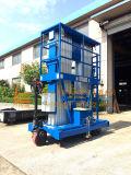 plataforma aérea automotora de la aleación de aluminio 14meters (GTWY14-200S)