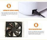 Incubateur automatique de poulet d'éclairage LED de Hhd mini pour 56 oeufs