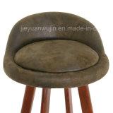 Aufgefüllter industrieller hoher Stahlstab-Stuhl (JY-H04)