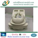CNC Machining Medical Equipment Prototype de couverture en plastique