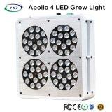 El espectro completo Apollo 4 LED crece la luz para las plantas médicas