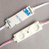 Luces para la cadena al aire libre del módulo 0.72W de las muestras