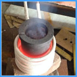 Fornalha de indução elétrica portátil da fusão do metal (JL-25)