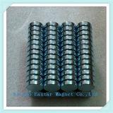 Zink-Beschichtung-Qualität permanenter NdFeB Magnet