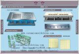 Комплектный штамп для застекленной плитки и однотиповой плитки