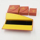 Коробка ювелирных изделий специальной бумаги гофрированной бумага упаковывая (J59-E)