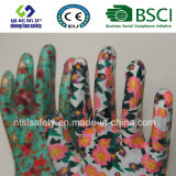 Работая перчатка безопасности перчатки сада перчатки