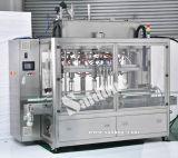 Enchimento automático de pistão de cosméticos e o novo design da máquina de embalagem