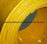 OTRのタイヤ35/65-33のための地下鉱山の車輪の縁