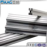 戸棚または家具のための構造アルミニウムまたはアルミニウム端およびコーナーおよび柵のプロフィール