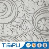 Tissu de tricotage 200-500GSM de jacquard de la qualité 2017