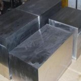 Chapa de Aço de alumínio 7075 T6 O THK12.7mm para fazer do Molde