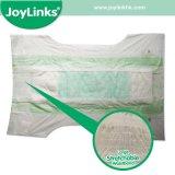 Tecidos descartáveis absorventes encantadores do bebê com faixa elástica
