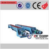 Гибкая трубка типа шнековый конвейер в горнодобывающей промышленности