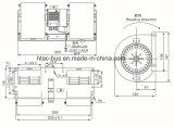 De Ventilator van de Evaporator van Condtioner van de Lucht van de Bus van de Leverancier van China 24V, 350mm