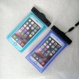 Sac gonflable à double étanchéité pour téléphone portable imperméable à l'équerre / sac imperméable à l'eau / sac à sec étanche à l'eau