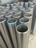 Tubo de acero de la precisión inconsútil retirada a frío para el cilindro del petróleo