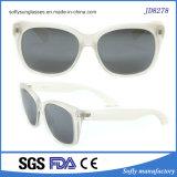 Forma de raio polarizado óculos de sol com revestimento UV400