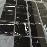 De goedkope Bevloering van de Tegel van het Graniet van het Ontwerp van de Prijs Absolute Zwarte voor Vloer