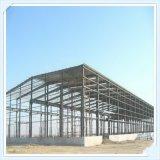 China prefabricó la estructura de Stee para el taller
