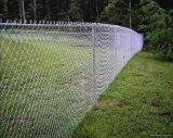 装飾的なチェーン・リンクの塀の農場の塀、上塗を施してあるチェーン・リンクの塀デザイン、牛チェーン・リンクの塀のパネル