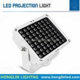 Im Freien Flutlicht der Gebäude-Landschaftsbeleuchtung-RGBW 64W LED