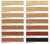 Mattonelle di esterno delle mattonelle della porcellana delle mattonelle lustrate mattonelle di legno variopinte di disegno