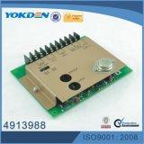 Régulateur de vitesse électronique de générateur du diesel 4913988