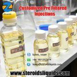근육 얻기를 위한 대략 완성되는 주사 가능한 스테로이드 기름 Nandrolone Cypionate