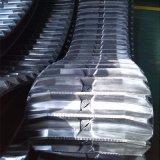 Emparejamiento de goma de la pista BS450*90*60 a las máquinas segadoras de Claas para el mercado de la India