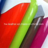 براءة اختراع [بو] جلد مع لا يطوي علامة لأنّ سيّدة أحذية حقائب [هإكس-س1708]