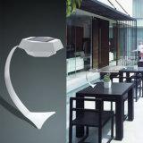 LED al aire libre que enciende la luz PIR del césped del jardín LED del panel solar