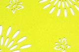 3mm & 5mm Seizoen 100% voelde Placemat voor de Decoratie van het Tafelblad en van de Vakantie