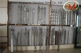 Pilier matériel de pêche à la traîne d'acier inoxydable et en bois de fini extérieur titanique