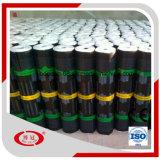Sbs a modifié les membranes imperméables à l'eau de bitume pour la toiture