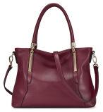 De nieuwe Handtassen Met hoge capaciteit van de Ontwerper van de Handtassen van de Vrouwen van het Leer van de Manier Pu