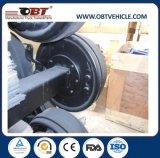 Obt Axle трейлера Semi прямой с гидровлическим тарельчатым тормозом