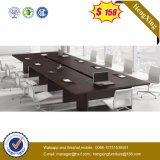 Bureau de réunion de conférence de bureau de mélamine de design moderne (HX-FLD013)