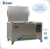Máquina ultrasónica tensa de la limpieza de calefacción con el material del SUS 304