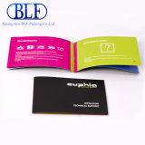 El enlace de silla de montar la impresión de catálogos de papel personalizado