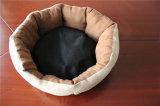 Haustier-Bett-Veloursleder-Gewebe-Haustier-Produkt-Luxuxhundesofa-Betten