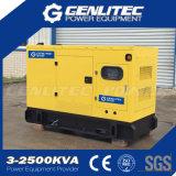 generador diesel silencioso trifásico de 7kw 9kVA Perkins (GPP9S-I)