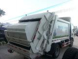 Camion d'ordures neuf de compacteur d'ordures de la Chine Yuejin 4cbm