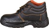 二重Desity PUの注入の安全靴